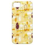 Retro Ovals 2 iPhone 5 Covers
