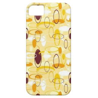 Retro Ovals 2 iPhone SE/5/5s Case