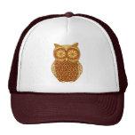 Retro Owl Cap Hats