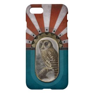 Retro Owl. iPhone 7 Case