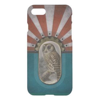 Retro Owl iPhone 7 Case