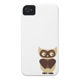 Retro owl kawaii cute owling iPhone 4 4S cover iPhone 4 Case