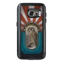 Retro Owl. OtterBox Samsung Galaxy S7 Case