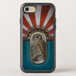 Retro Owl. OtterBox Symmetry iPhone 7 Case