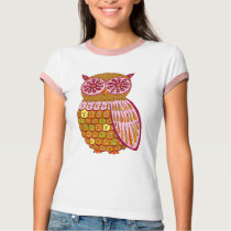 Retro Owl Shirt