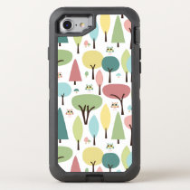 Retro Owlets in the Woods iPhone 6 Otterbox