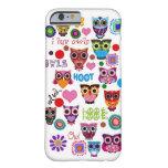 Retro Owls iPhone 6 Case