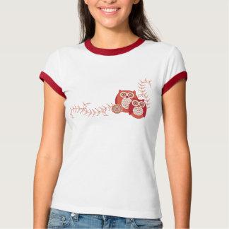Retro Owls T-Shirt