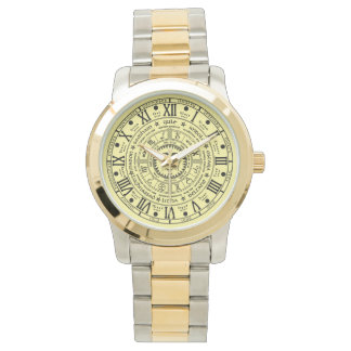 Retro Pagan style, Wheel of the year watch