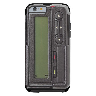 Retro Pager iPhone 6 case