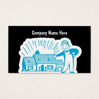 Retro Painter Business Cards