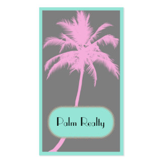 Retro Pal Realty Business Card