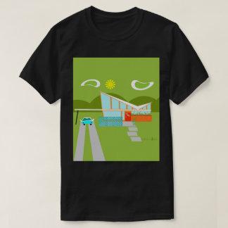 Retro Palm Springs House T-Shirt