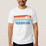 Retro Palm Tree Bermuda T-Shirt