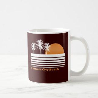 Retro Panama City Beach Mug