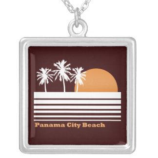 Retro Panama City Beach Necklace
