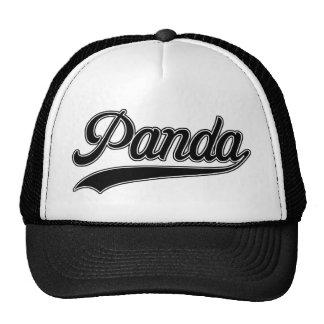 Retro Panda Trucker Hat