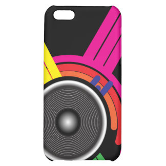 Retro Party Background iPhone 5C Covers