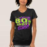 Retro Party Background Shirts