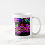Retro Party Design Coffee Mugs