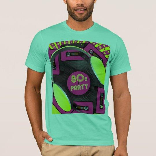 Retro Party T-Shirt