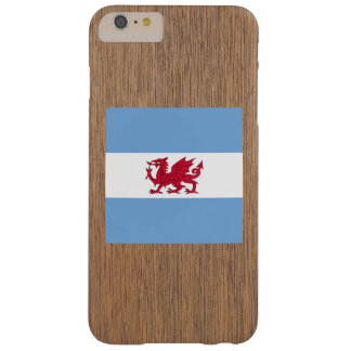 Retro Patagonia Flag Barely There iPhone 6 Plus Case
