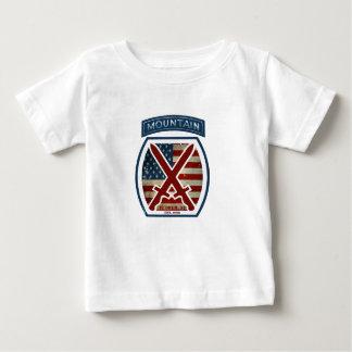 Retro Patriotic 10th Mountain Division Shirt