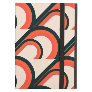 Retro Pattern Case For iPad Air