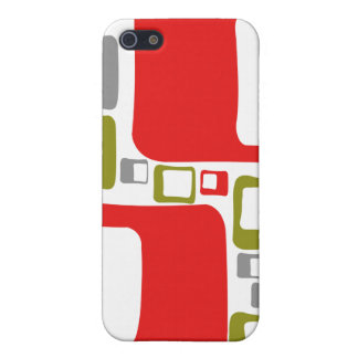 Retro Pattern Covers For iPhone 5