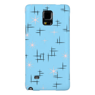 Retro Pattern Galaxy Note 4 Case