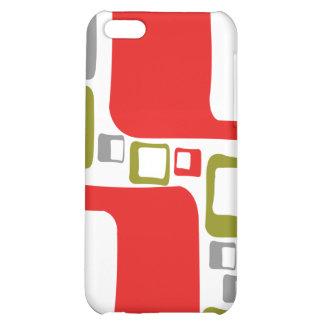 Retro Pattern iPhone 5C Case