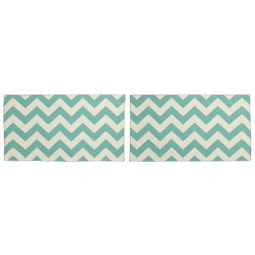 retro pattern pair of pillowcases king size pillowcase zazzle. Black Bedroom Furniture Sets. Home Design Ideas