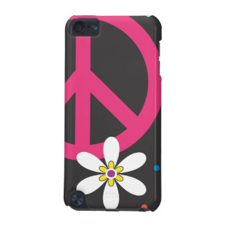 Retro Peace Sign iPod Touch Case