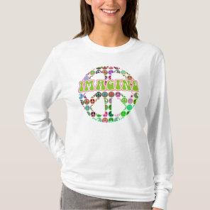 Retro Peace Sign T-Shirt