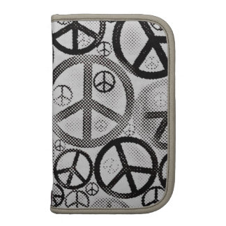 Retro Peace Signs Organizers