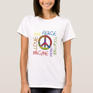Peace T-Shirts, Peace Shirts & Custom Peace Clothing
