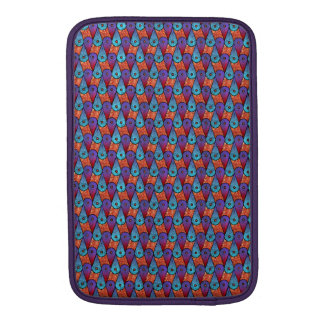 Retro Peacock Feathers Sleeve For MacBook Air