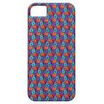 Retro Peacock Feathers iPhone 5 Cases