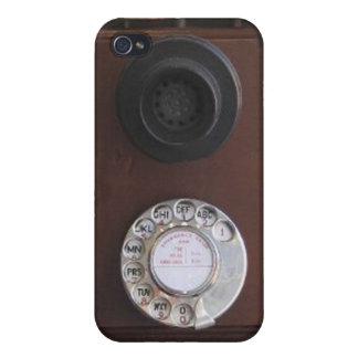 Retro Phone Case For iPhone 4