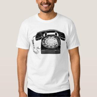 Retro Phone T-shirt