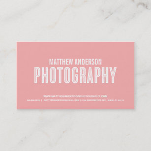 Picture business cards zazzle retro photography business card reheart