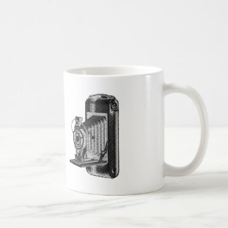 retro photography -  vintage camera coffee mug