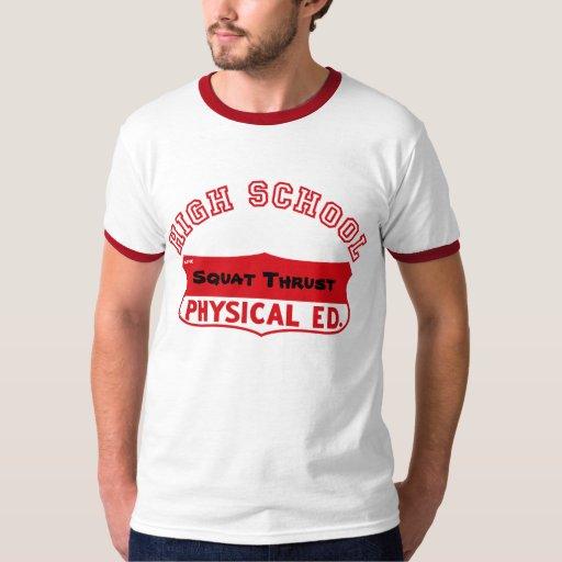Retro Phys. Ed. Gym Shirt
