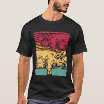 Retro pig T-Shirt
