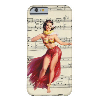 retro pin up girl iphone case vintage 50's
