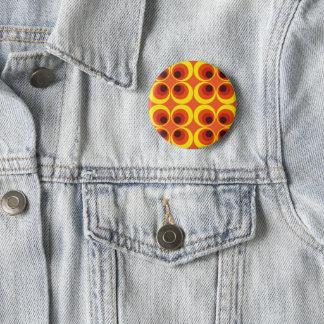 Retro Pinback Button