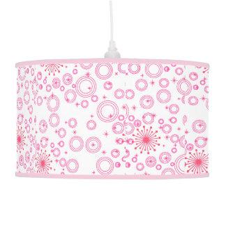 ❇Retro Pink Pizzazz❇ Pendant Lamp