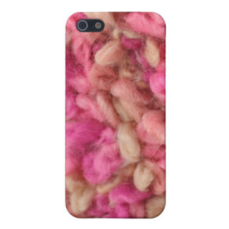 Retro Pink Poodle Cover For iPhone SE/5/5s