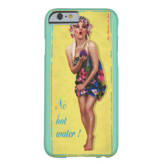 Retro Pinup Girl iPhone 6 Phone Case