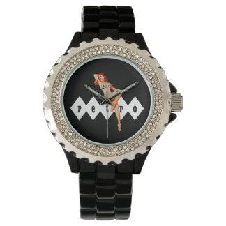 Retro Pinup Wristwatches